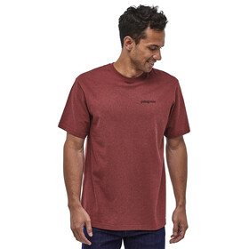 Patagonia Fitz Roy Horizons Responsibili-Tee Heren, oxide red
